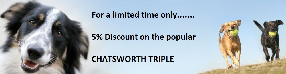 Chatsworth Triple Discount