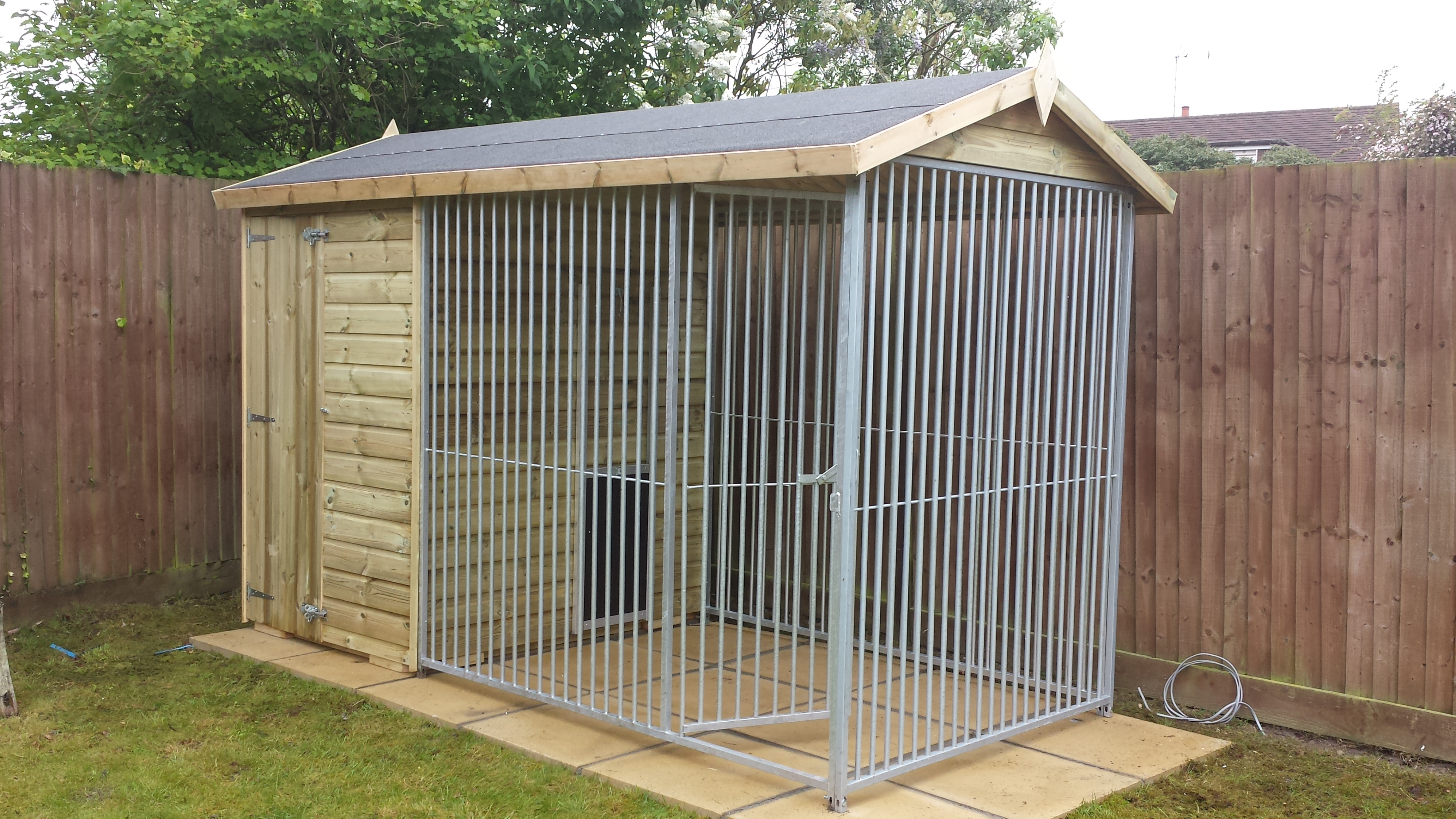 Dog Kennels Wrenbury