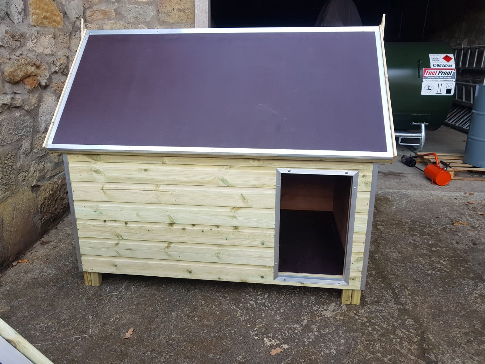 Ex Display Insulated Cabin