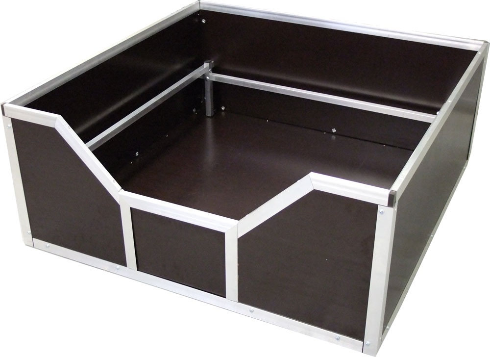 "48"" Wide x 48"" Deep whelping Box 20"" High"